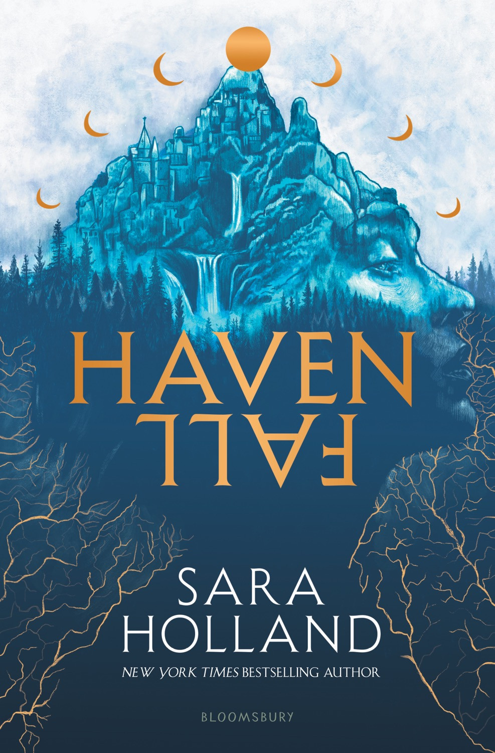 Cover of Havenfall by Sara Holland