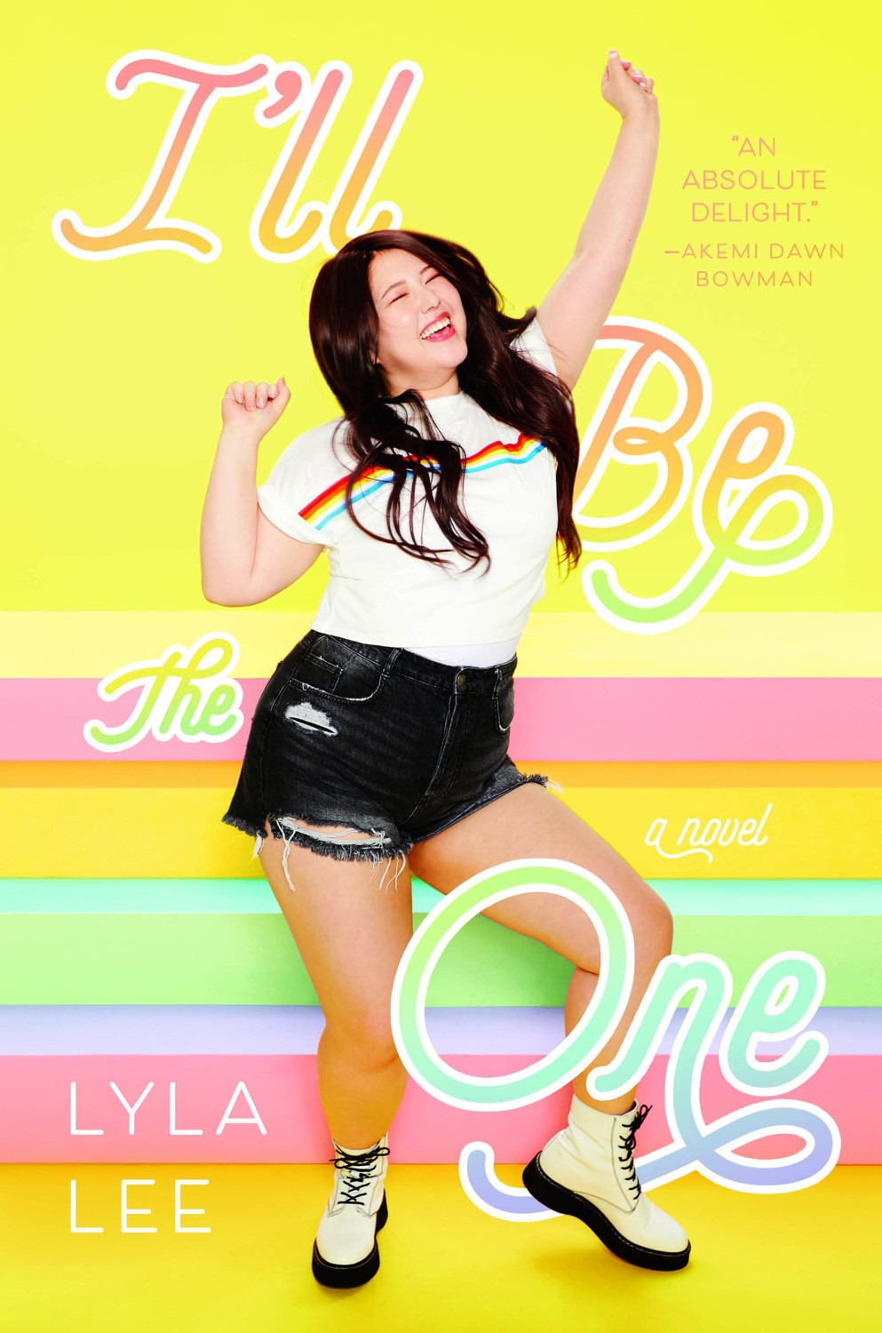 I'll Be the One by Lyla Lee - Book Cover | 18 YA Books Out In June 2020