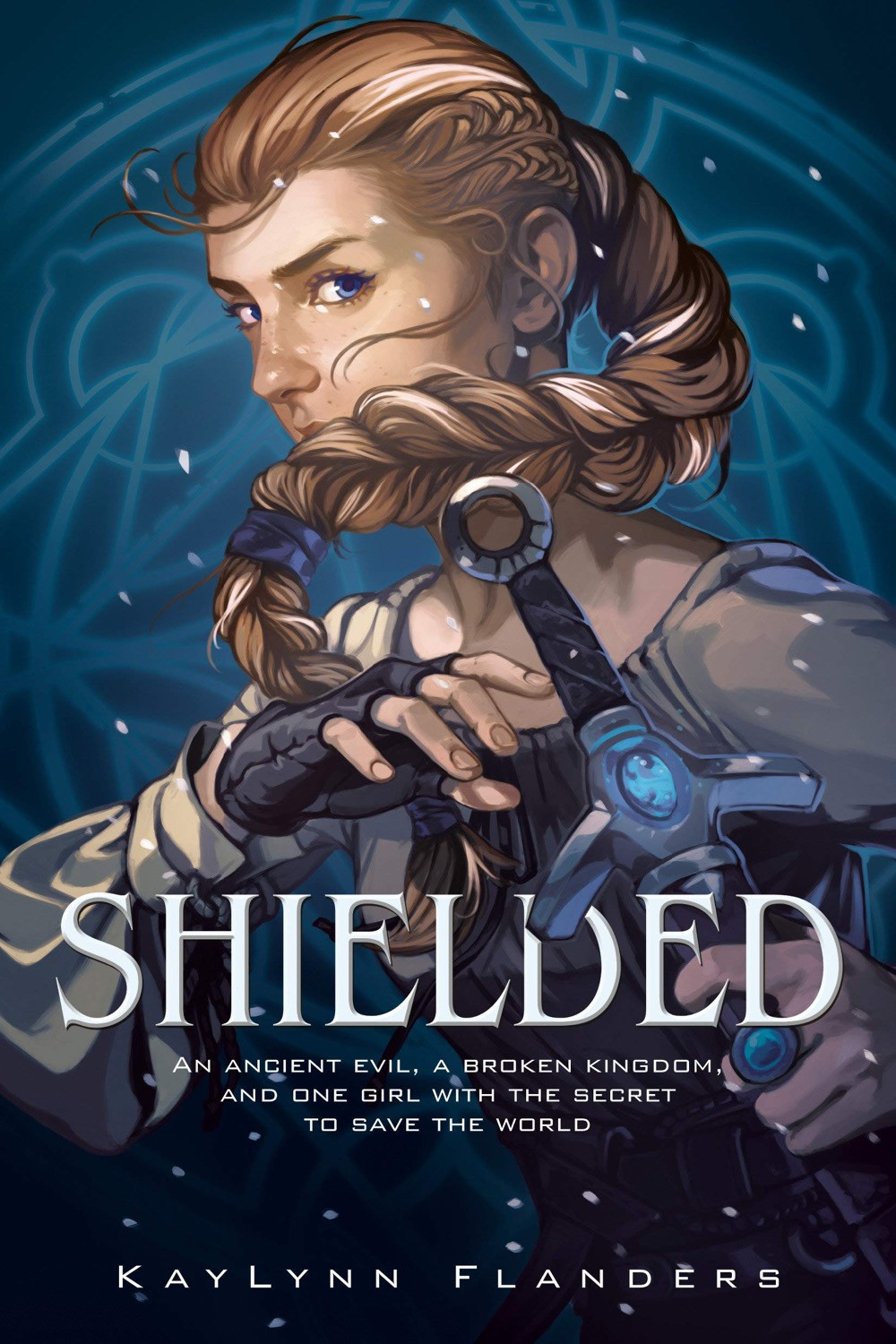 Shielded by KayLyn Flanders - YA Books Out in July 2020, curated by Lourdes Montes