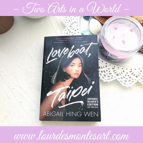 Book Review: Loveboat, Taipei by Abigail Hing Wen