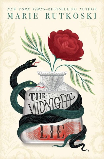 Cover of The Midnight Lie by Marie Rutkoski