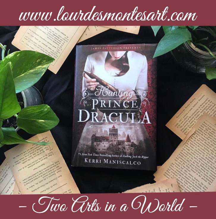 Book review of Hunting Prince Dracula by Kerri Maniscalgo. Written by Lourdes Montes
