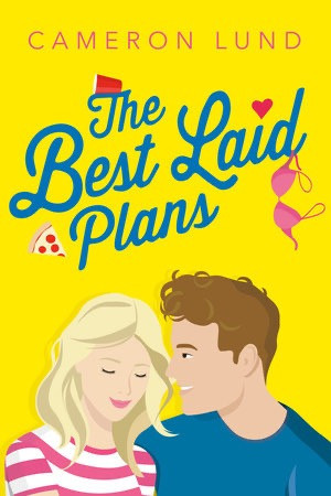 Cover of The Best Laid Plans by Cameron Lund. Young Adult Books Coming Out April 2020, curated by Lourdes Montes