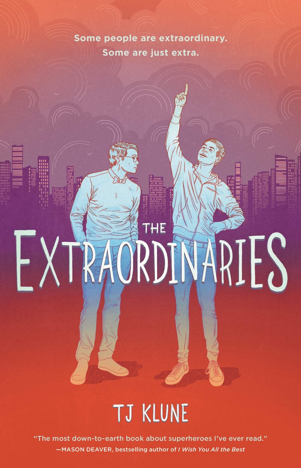 The Extraordinaries by T. J. Klune - YA Books Out in July 2020, curated by Lourdes Montes