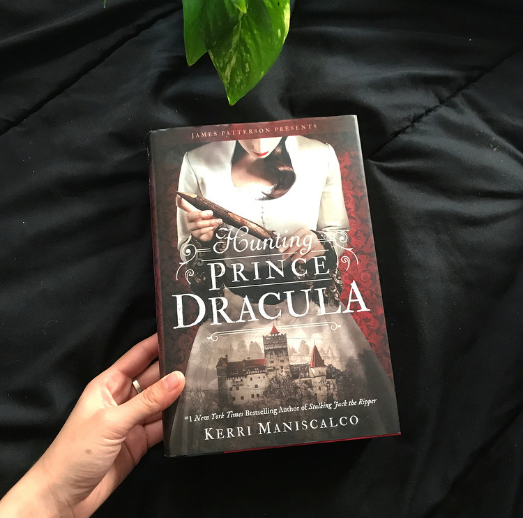 Hunting Prince Dracula (Stalking Jack The Ripper #2) image by Lourdes Montes