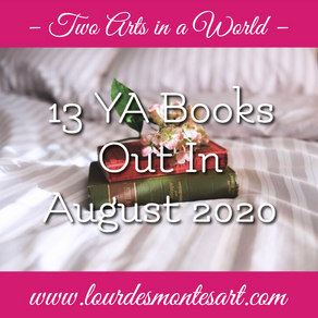 13 YA Books Out in August 2020