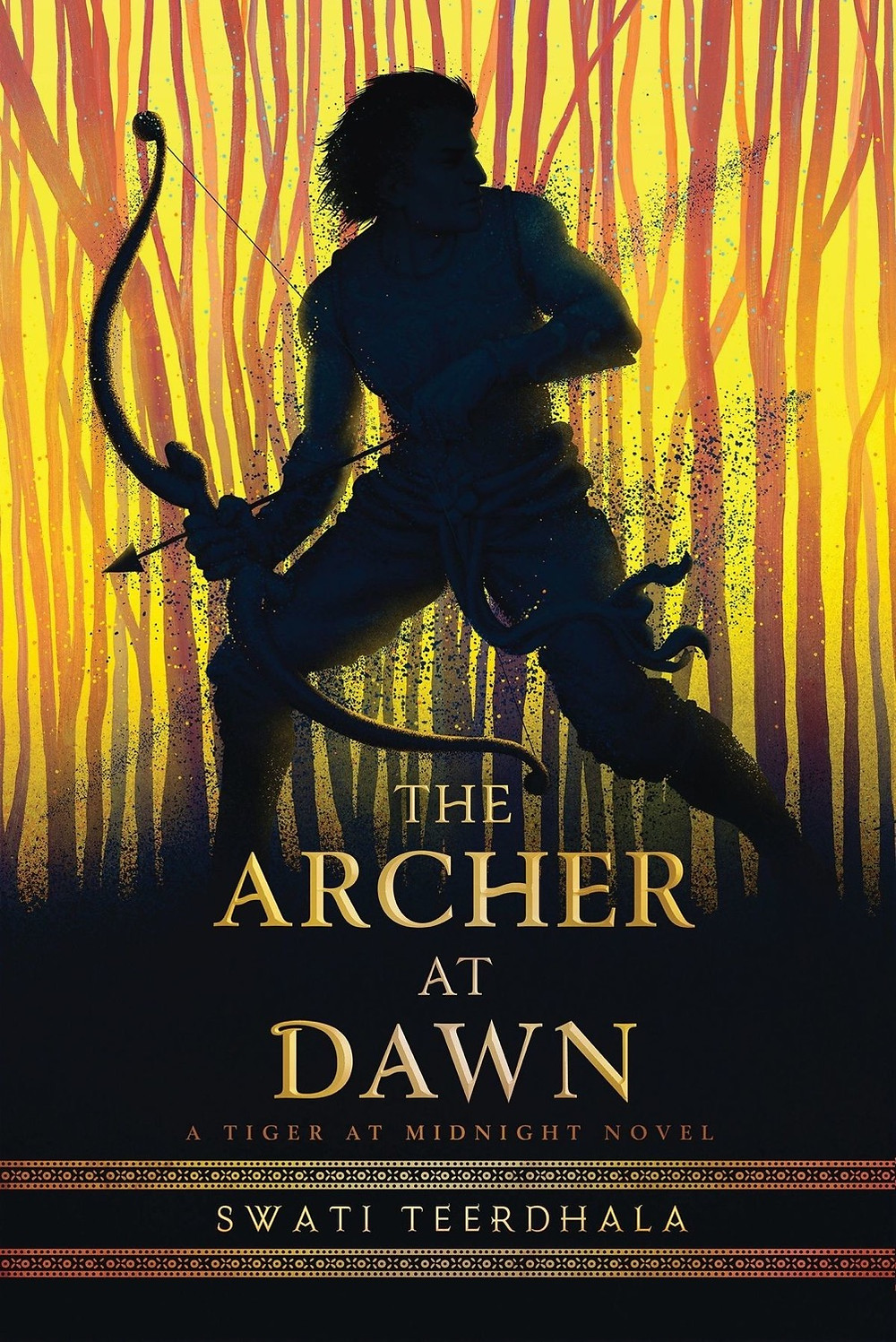 Book Cover: The Archer at Dawn by Swati Teerdhala
