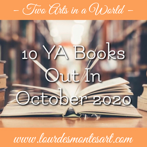 10 YA Books Out in October 2020