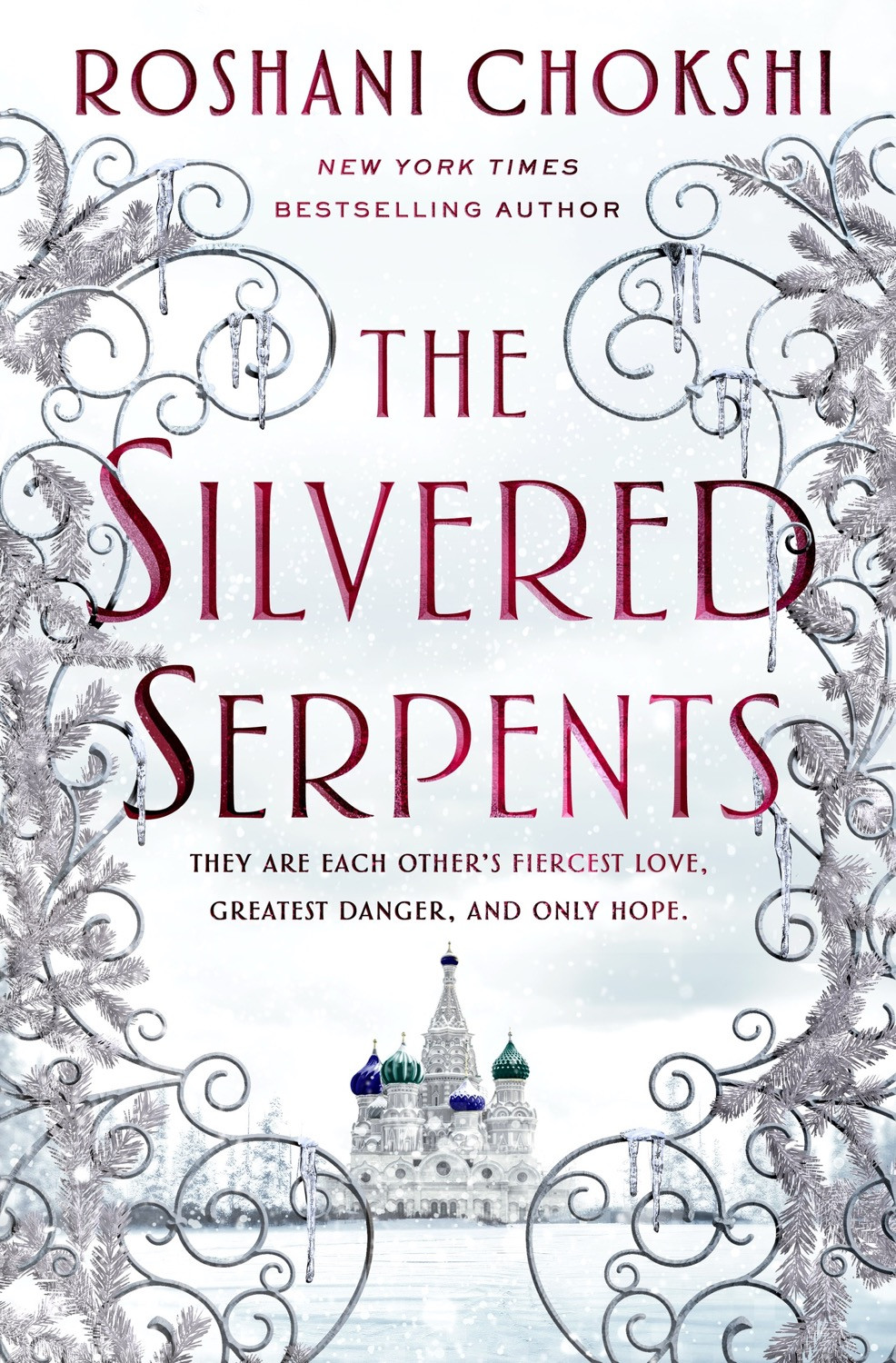 The Silvered Serpents by Roshani Chokshi - Book Cover | 15 YA Books Out In September 2020
