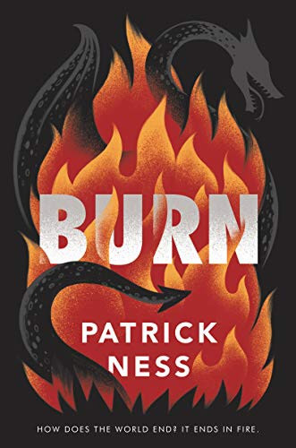 Burn by Patrick Ness - Book Cover | 18 YA Books Out in June 2020
