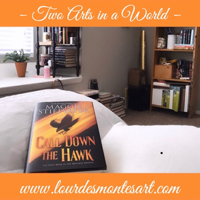 Book Review: Call Down the Hawk by Maggie Stiefvater