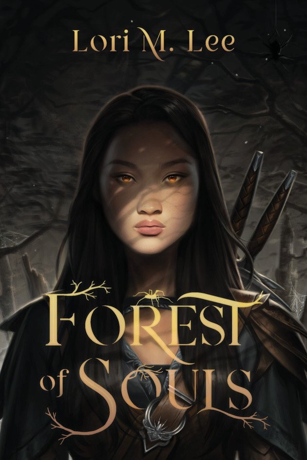 Book Cover: Forest of Souls by Lori M. Lee