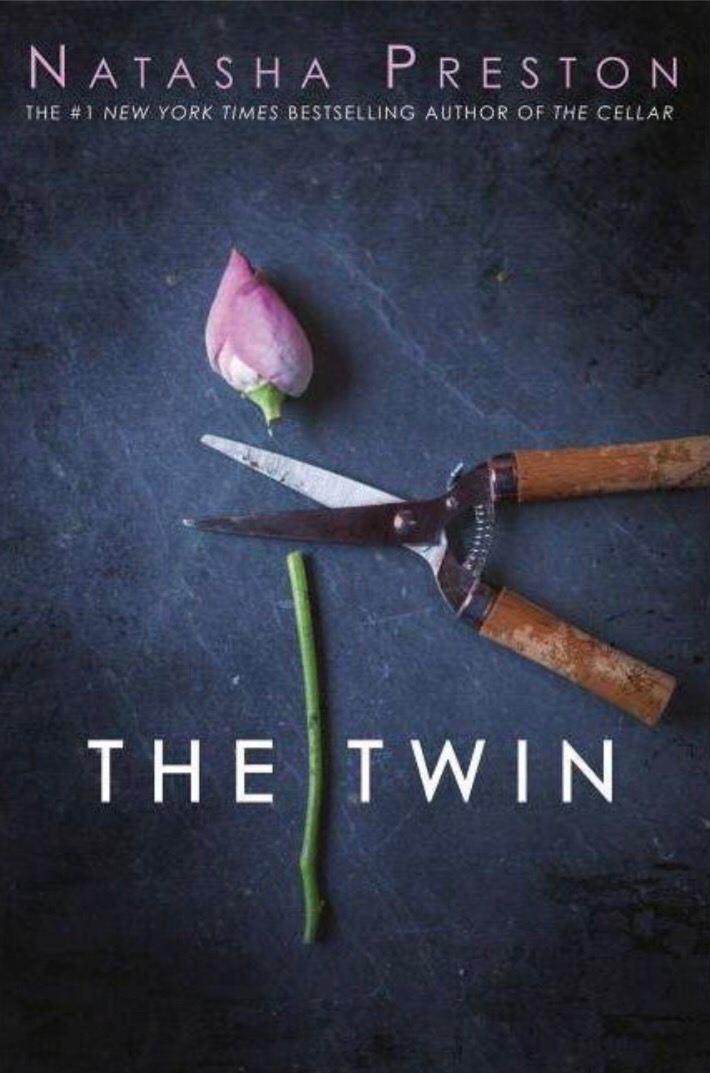 Cover of The Twin by Natasha Preston