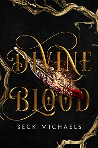 Divine Blood by Beck Michaels - Book Cover | 18 YA Books Out In June 2020