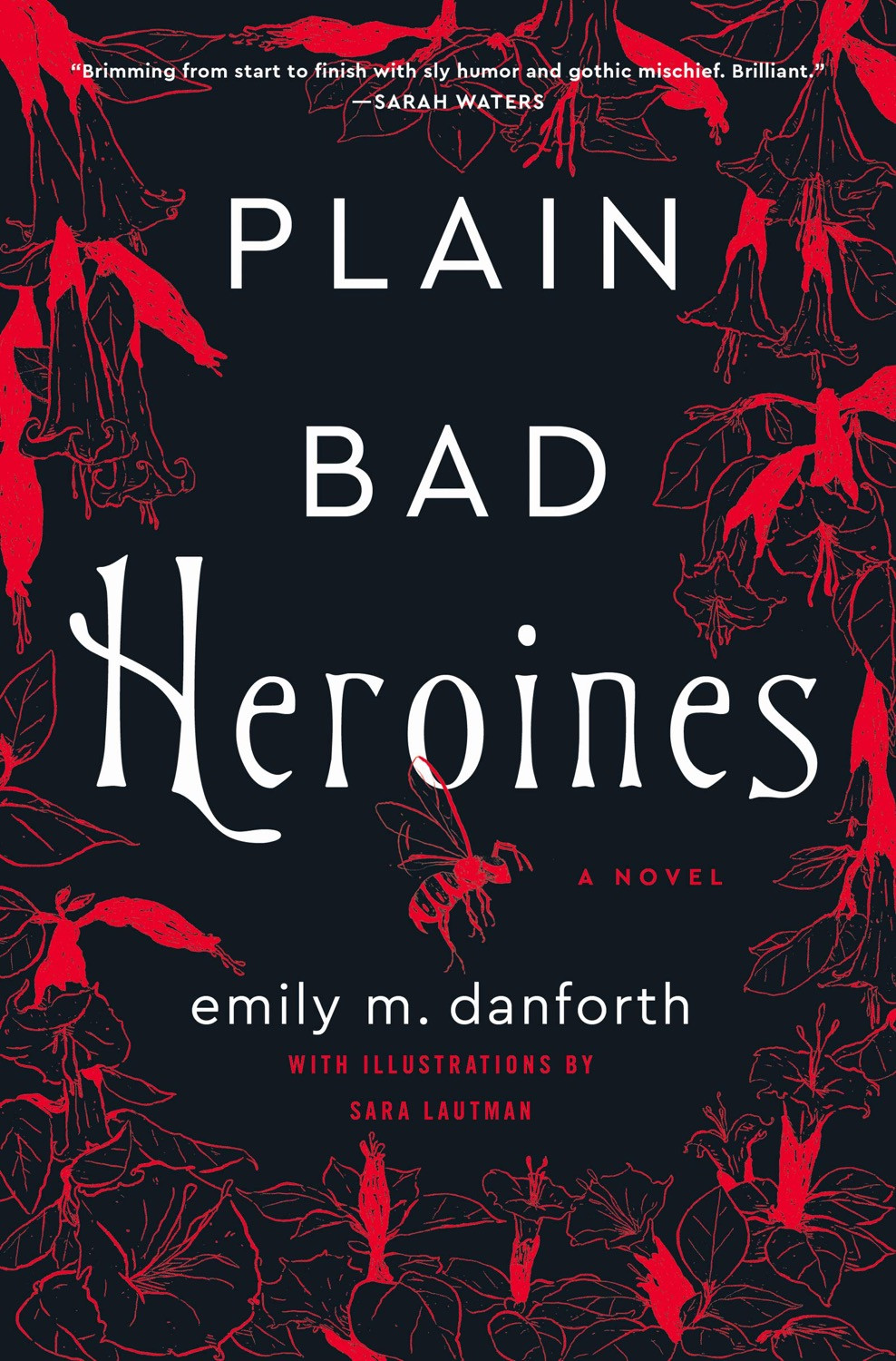 Book Cover: Plain Bad Heroines by Emily M. Danforth - 10 YA Books Out in October 2020 - Two Arts in a World