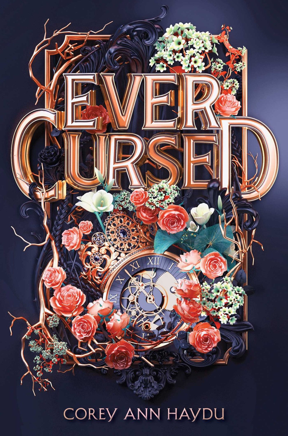 Ever Cursed by Corey Ann Haydu - YA Books Out in July 2020, curated by Lourdes Montes