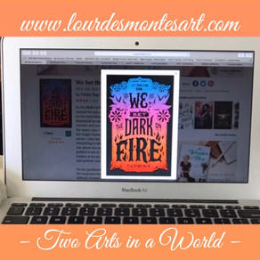 Book Review: We Set the Dark on Fire