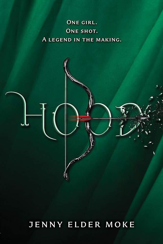 Hood by Jenny Elder Moke - Book Cover | 18 YA Books Out In June 2020