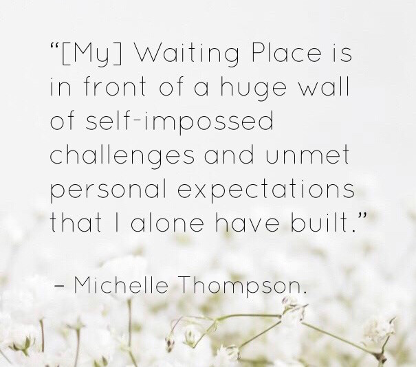 "From ""The Waiting Place"" by Michelle Thompson, for Charleston Style & Design Magazine. Summer 2019 Ed."