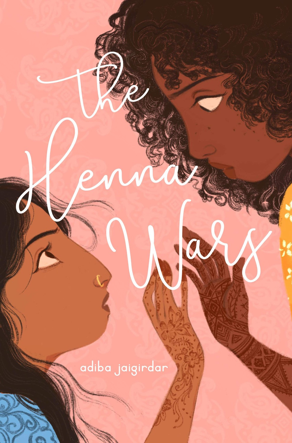 The Henna Wars by Adiba Jaigirdar. Book Cover. May YA Releases 2020. Two Arts in a World.