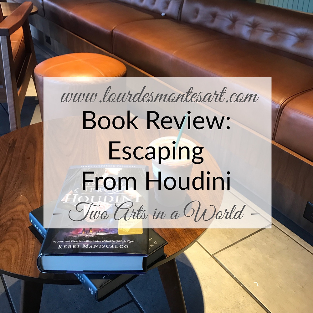 Book review of Escaping from Houdini by Lourdes Montes. Two Arts in a World.