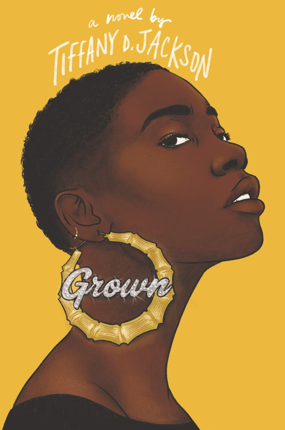 Grown by Tiffany D. Jackson - Book Cover | 15 YA Books Out In September 2020