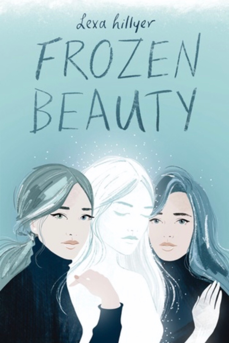Cover of Frozen Beauty by Lexa Hillyer
