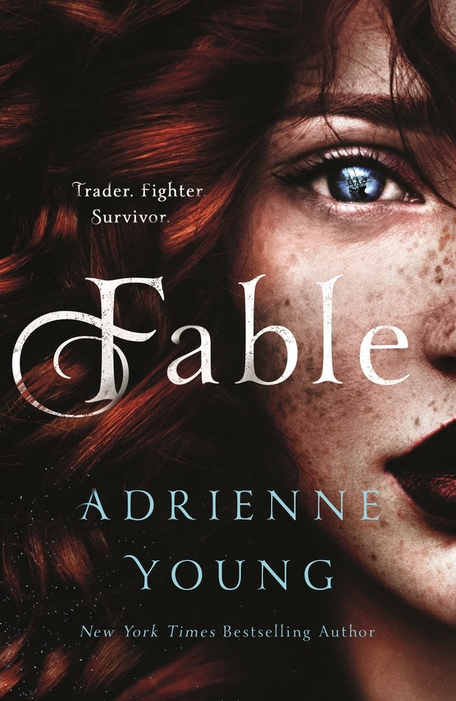 Fable by Adrienne Young - Book Cover | 15 YA Books Out In September 2020