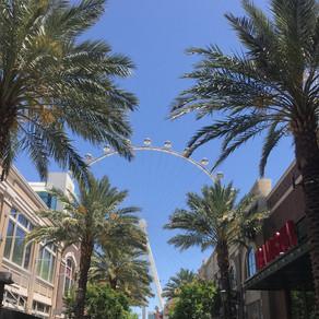 Artist Travels: A Week Lost in Las Vegas