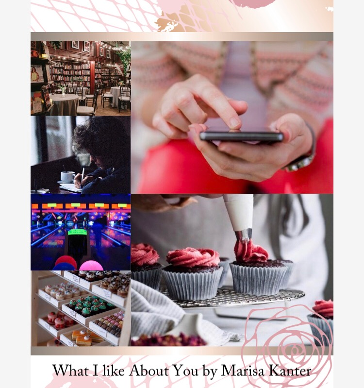 What I Like About You By Marisa Kanter - Book Aesthetic