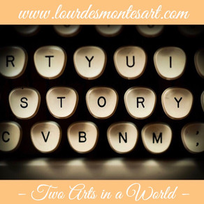Writing Journey - First Draft