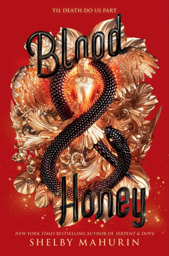 Blood & Honey by Shelby Mahurin - Book Cover | 15 YA Books Out In September 2020
