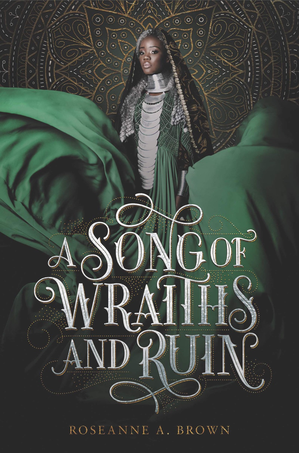 A Song of Wraiths and Ruin by Roseanne A. Brown - Book Cover | 18 YA Books Out In June 2020