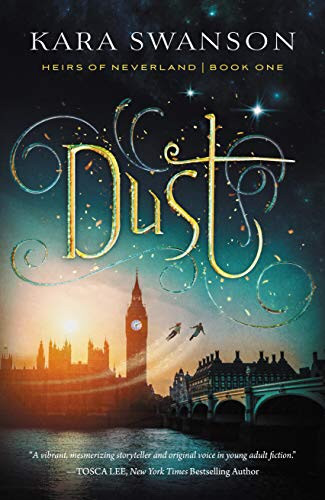 Dust by Kara Swanson - YA Books Out in July 2020, curated by Lourdes Montes