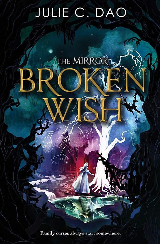 Book Cover: Broken Wish by Julie C. Dao - 10 YA Books Out in October 2020 - Two Arts in a World