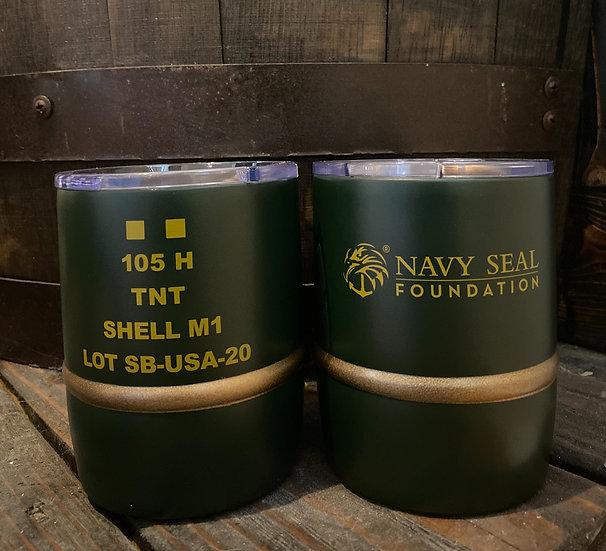 Navy SEAL Foundation M1 105mm HE 12oz. Mug