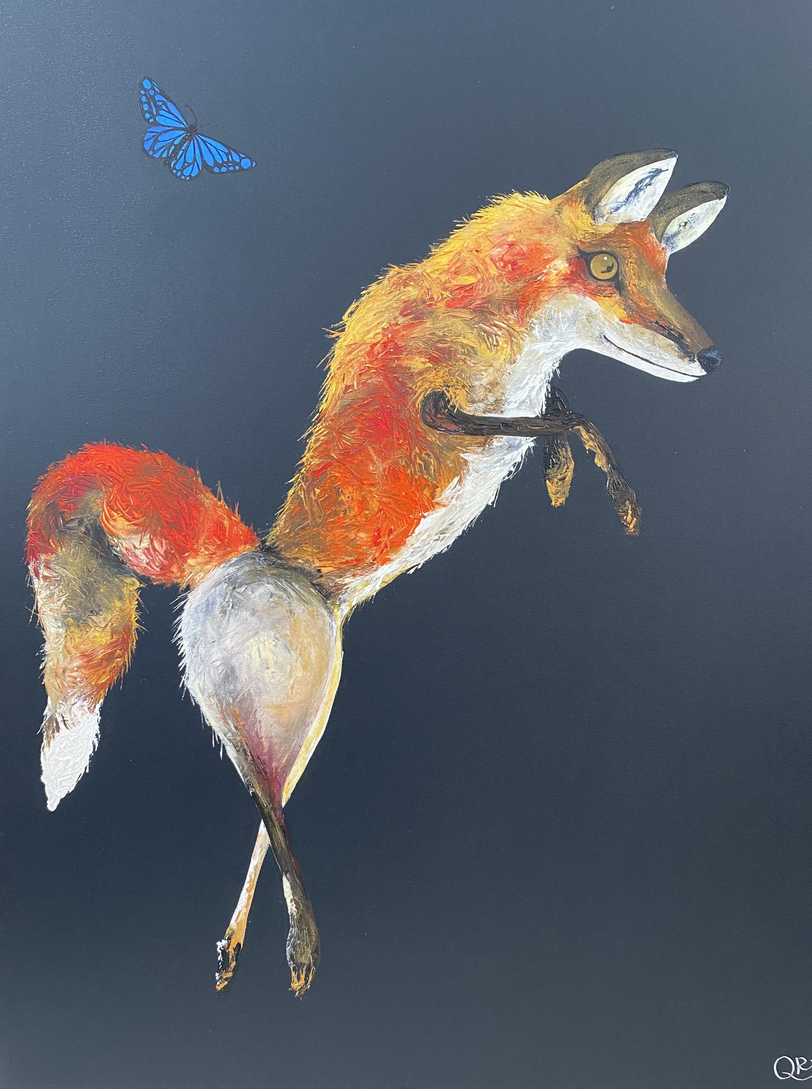 Foxy Dancer