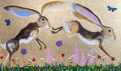 Golden Hares