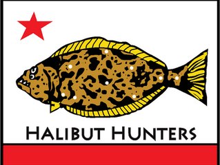Halibut Hunters 7th Annual Battle At The Beach (catch photo release) onshore halibut fishing tournam