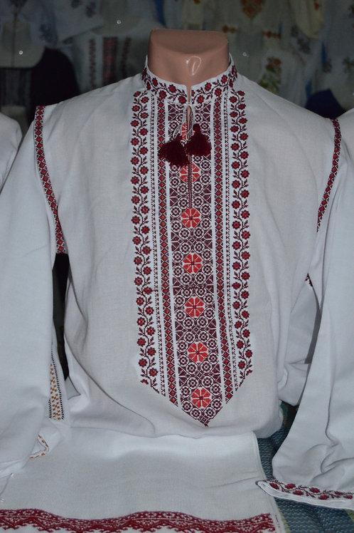 #вишиванка, чоловіча вишита сорочка (Арт. 01779)