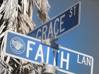 And Grace Be to You, And to You, And to You, And…