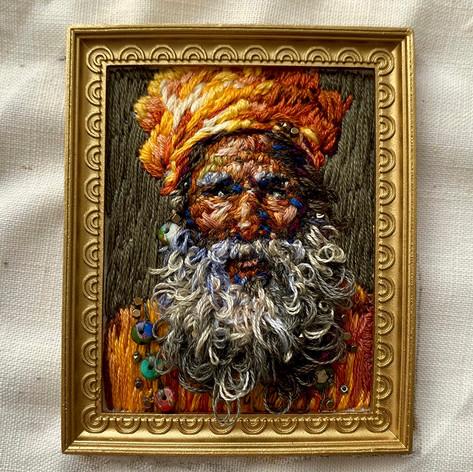 Varanasi Embroidery