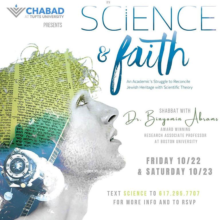 Shabbat Dinner With Dr. Abrams
