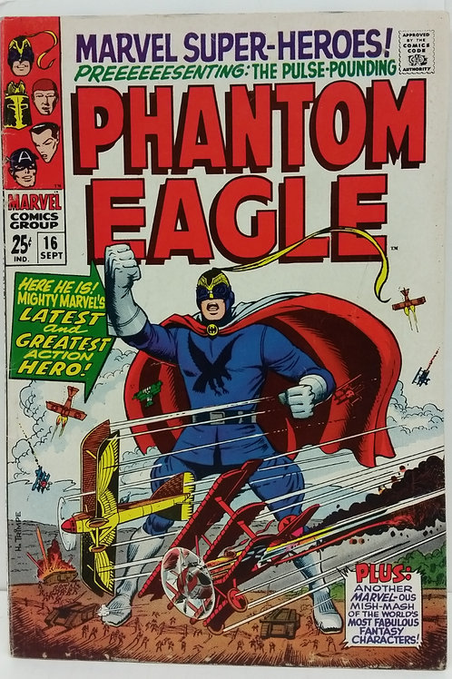 Marvel Super-Heroes #16