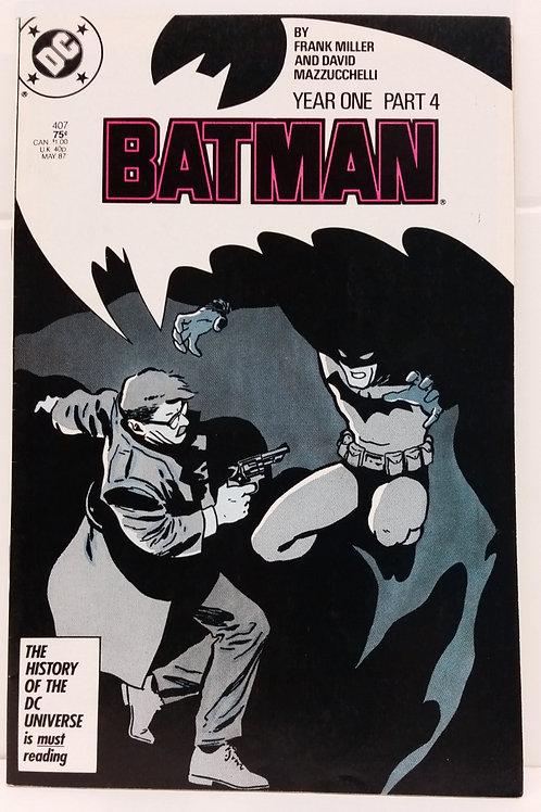 Batman #407 Vol.1