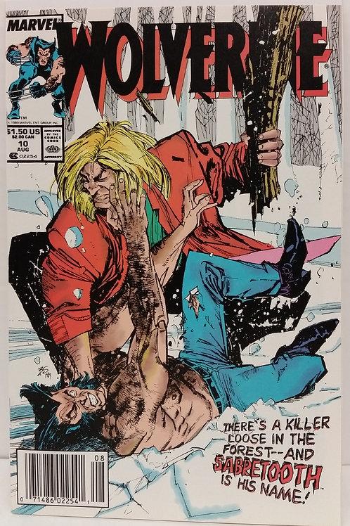 Wolverine Vol. 2 - #10