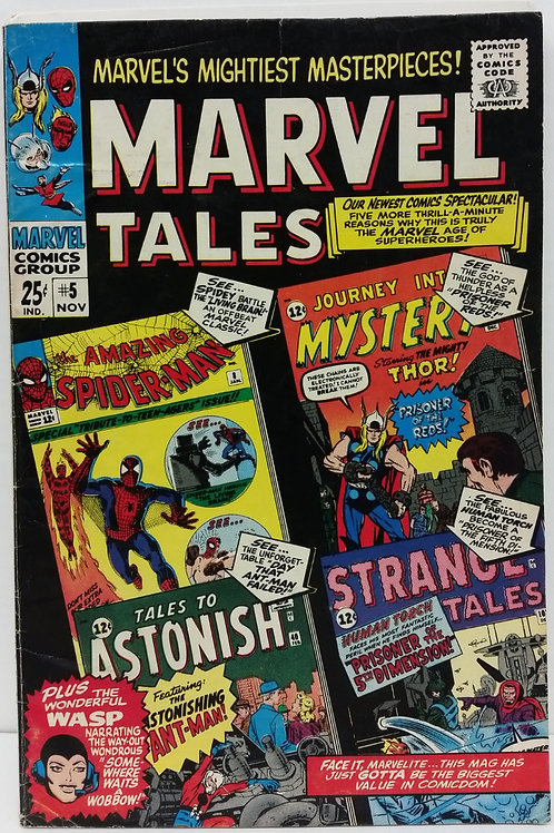 Marvel Tales Vol. 2 - #5
