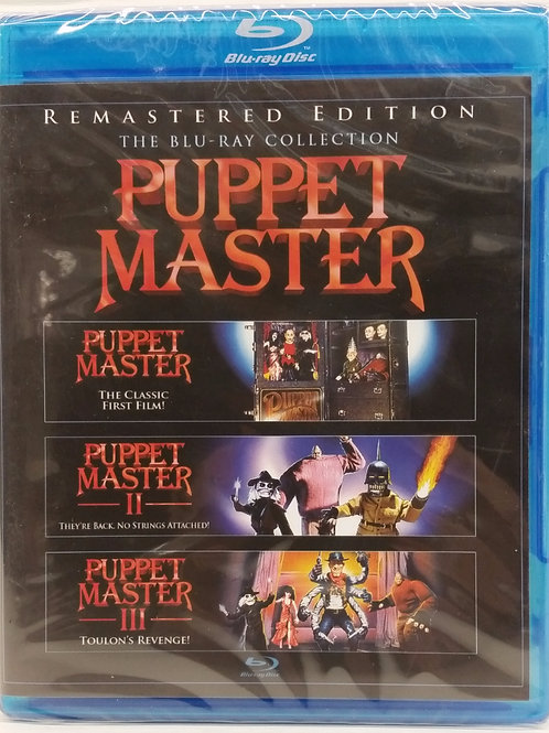 Puppet Master Collection.
