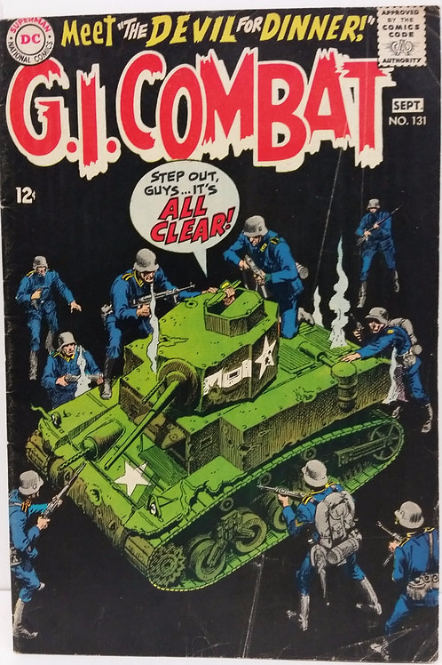 G.I. Combat #131
