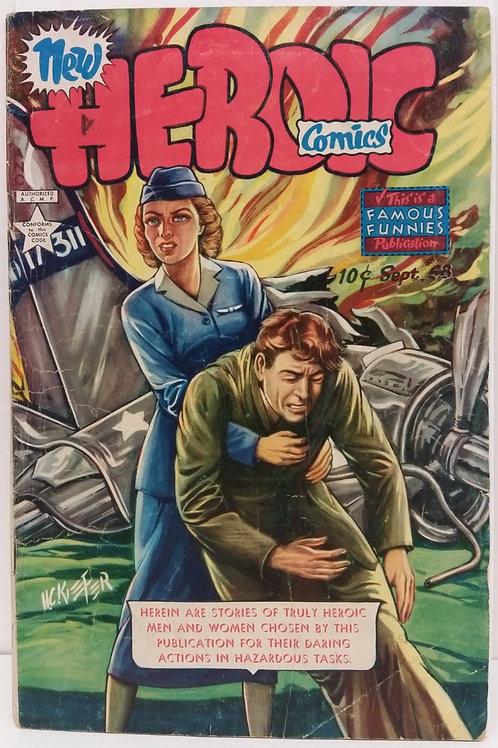 Heroic Comics #68